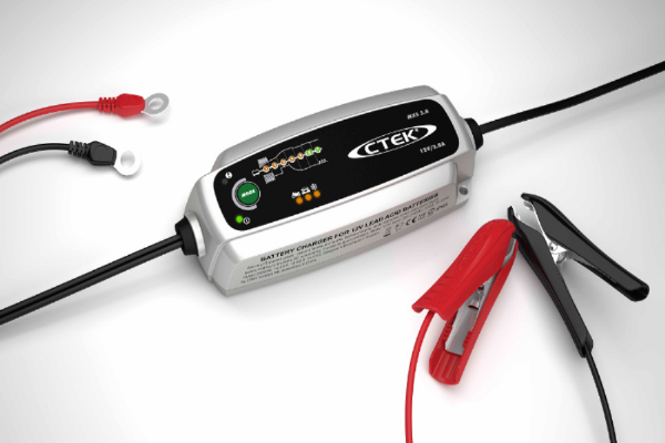 CTEK MXS 3.8 Battery Charger and Conditioner